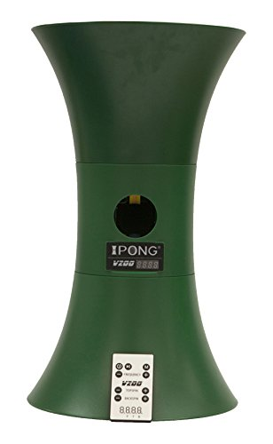 iPong JOOLA V200 Table Tennis Trainer Robot, Green