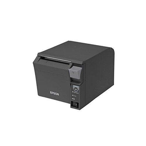 Epson TM-T70II (024B2) - Terminal de punto de venta (POS, Térmico, 80 mm, 56/42, Alámbrico, USB Type-B, De serie)