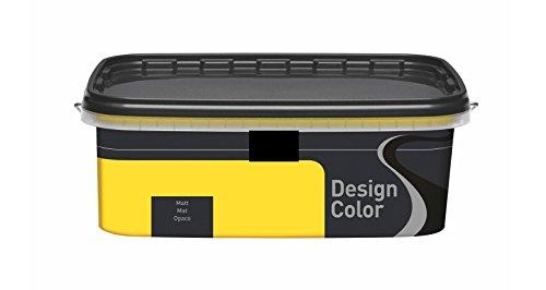 Design Color Colorato Pittura murale Matt 1l