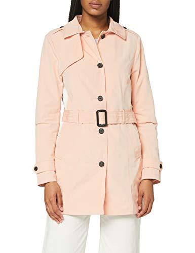 Street One Damen 201450 Trenchcoat, Misty Rose, 44