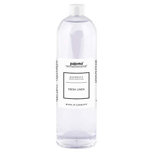 Raumduft Nachfüllflasche 1000ml pajoma Duftöl für Diffuser Duft wählbar (Fresh Linen)