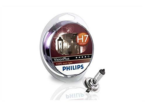 H7 Vision Plus 55W [12V] (2 Stk.) Philips Lampenart: H7 12972VPS2