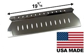 Stainless Steel Heat Plate Replacement for Select Broil-Mate and Master Forge Gas Grills | FIEHP3