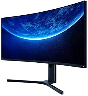 Xiaomi Mi Curved Gaming Monitor 34 inch screen - 3440x1440 (WQHD) Resolution 4K - Curved screen - FreeSync AMD 144 Hz