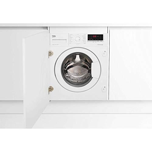 Beko WIY84540F 8kg 1400rpm Built-In Washing Machine - White