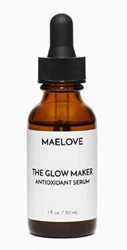 The Glow Maker Antioxidant Serum featuring Vitamin C + E Ferulic Acid Serum - Lightweight - 1 fl oz