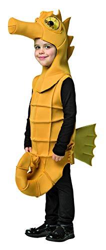 Rasta Imposta 7-10 Seepferdchen-Kostüm
