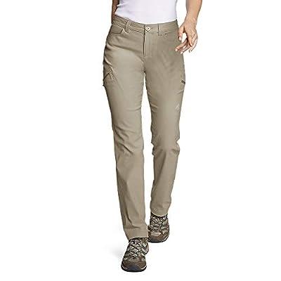 Eddie Bauer Women's Guide Pro Pants, Lt Khaki Petite 16