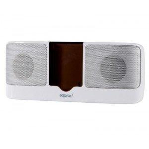 SOPORTE CON ALTAVOCES PSS-007 PARA iPod-MP3-MP4