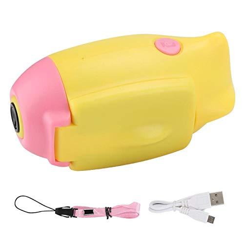 Surebuy Extensión portátil Popular de la Tarjeta de Memoria de la Ayuda 32G de la Mini cámara 1080P de la cámara de los niños(Pink)