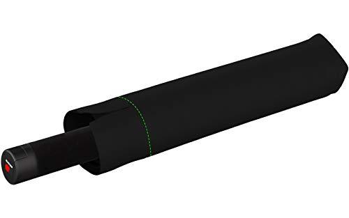 Knirps Taschenschirm U.090 Ultra Light XXL Manual Compact Neon Black