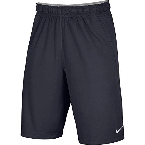 Nike Men's Athletic Dri-Fit Shorts Gray