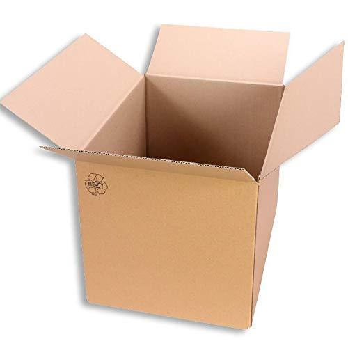Faltkarton 400 x 300 x 300 mm Karton Schachtel Versandkarton Paketversand 25 Stück