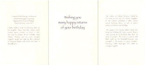 Literary Birthday Card Assortment Photo #2