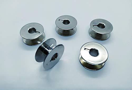 mimaquina.es Canillas metálicas para Alfa 1680/3242 / 3742/3842 (5 unid.)