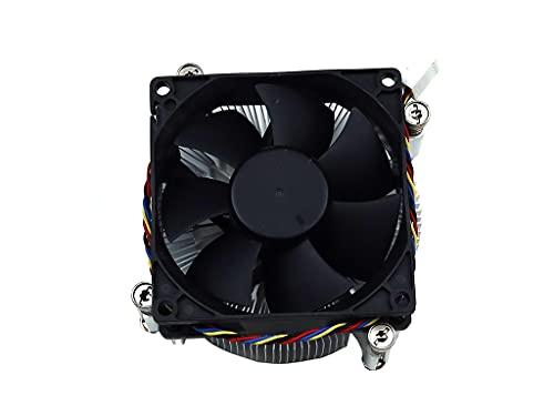 HP AMD RYZEN 5 1600 7 1700 7 1800X Socket AM4 4-Pin 65W Desktop Thermal CPU Cooling Heatsink Fan Assembly 928146-001