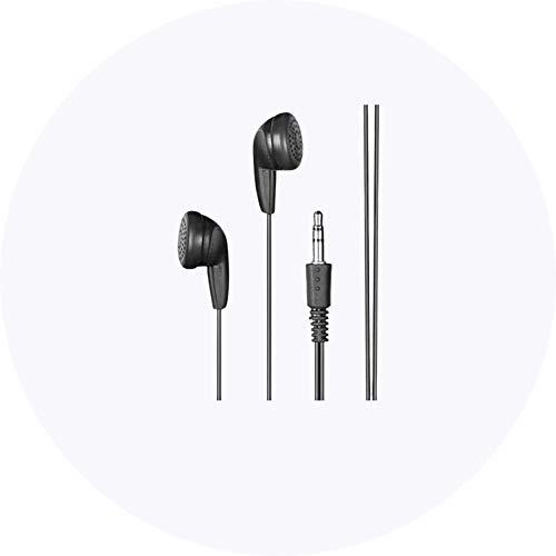 Fone de Ouvido Multilaser Play Som Estéreo Preto - PH312, Padrão