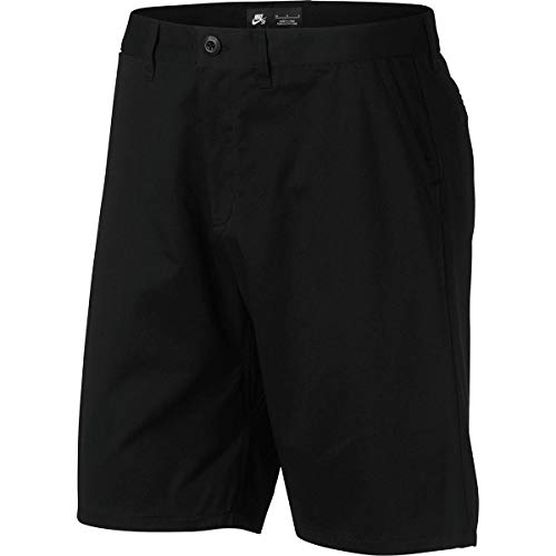Nike Men's SB Flex Skateboarding Shorts (34, Black)
