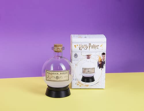 FIZZ goodies Harry Potter Lampe Potion Polynectar 13 cm