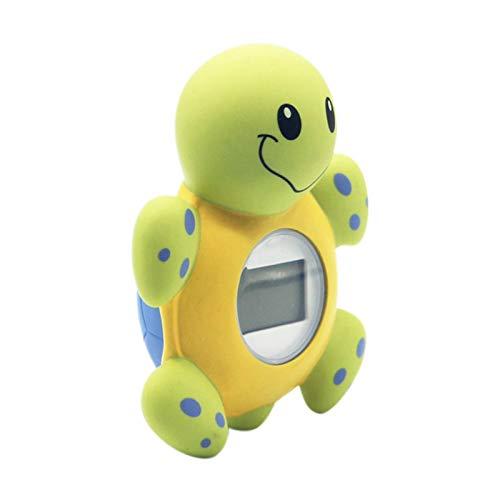 Termómetro de baño para bebé, con función de alarma, indicador digital de temperatura, juguete para el baño para niños para un baño seguro