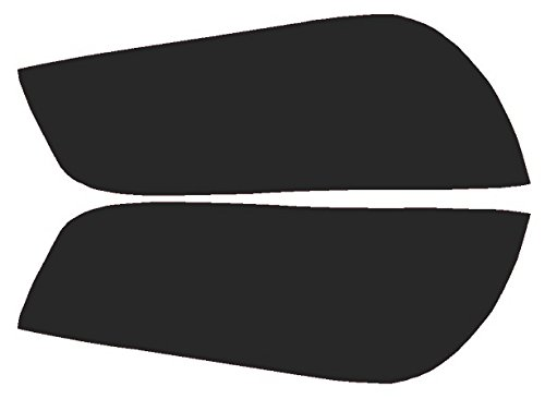 Precut Vinyl Tint Cover for 2011-2014 Dodge Charger Headlights (20% Dark Smoke)