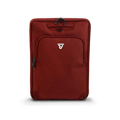 RONCATO D-Box Tasca Frontale con Porta Computer 15.6' e Tablet, Rosso
