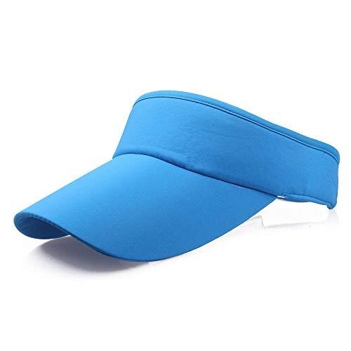 QFWN La Nueva Tenis Caps Mujeres con Estilo Unisex Beach Sports Visera Sombrero Casquillos del Verano Viaje Sombrero de Sol al Aire Libre en la Venta (Color : F) ⭐
