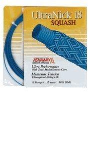 Ashaway Ultranick 18 squash string (1 set) by ASHAWAY
