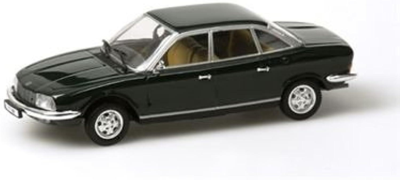 Minichamps 430015404 - NSU Ro80 1972 dunkelgrün B000JFYYH6 Schön  | Garantiere Qualität und Quantität
