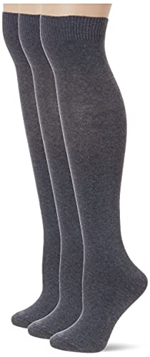 Image of Flat Knit Knee Sock 3 Pair...: Bestviewsreviews