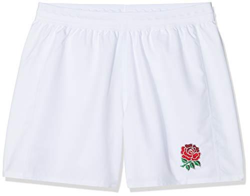 Canterbury Herren Official England 18/19 Home Shorts, Weiß (bright white), 24