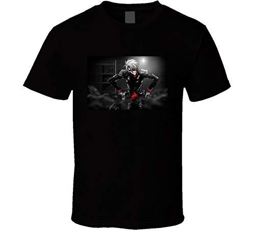 SHANGH Men t-Shirt Heine Rammsteiner Dogs Bullets and Carnage T Shirt Tshirt t Shirt
