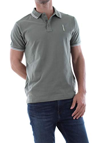 BOMBOOGIE TM5634 T PQS T-Shirt E Canotte Uomo Green L