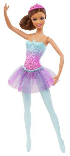 Barbie - Bcp13 - Poupée - Ballerine Tutu - Bleu/Rose