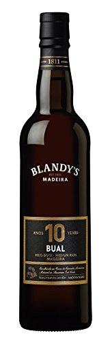 Madeira Wine Company Blandy's Madeira 10 Years Old Bual medium 0.50 Liter