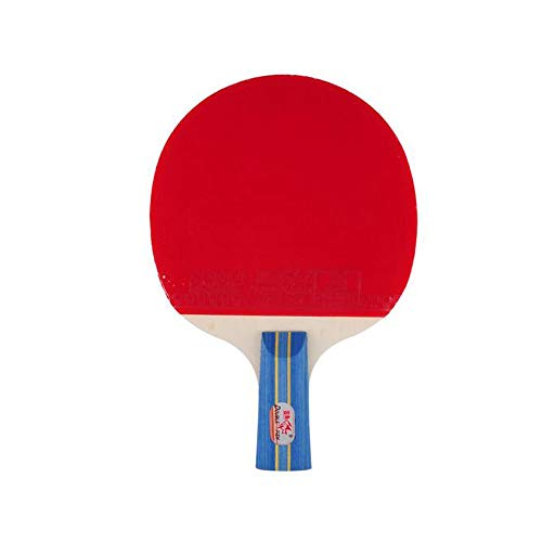 New HUIJUNWENTI Table Tennis Racket, Pen-Hold, Horizontal Shot Double Shot Suit, Beginner Training R...