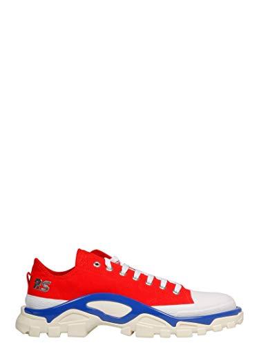 adidas Luxury Fashion Uomo EE7936 Rosso Sneakers | Primavera Estate 19