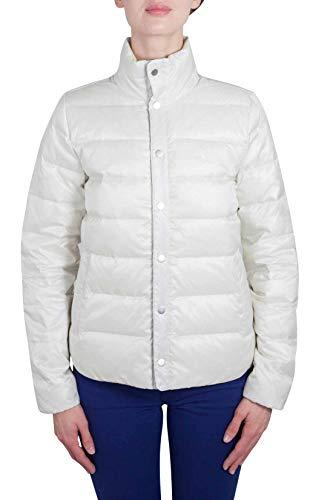 Polo Ralph Lauren Damen Mantel Weiß cremeweiß, Weiß Medium