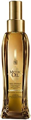 L Oreal Paris Professionnel Mythic Oil Nourishing Oil with Argan Oil All Hair Types 100mloz product image