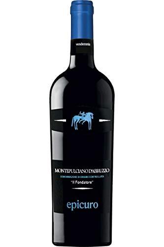 Epicuro Montepulciano d'Abruzzo DOC Italien 0,7 Liter