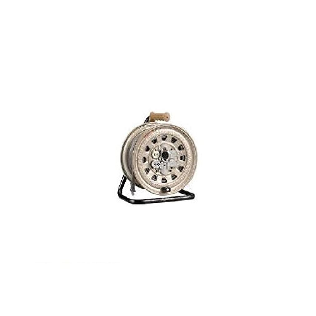関連付けるきれいに合体HT52261 温度センサー付コードリール 単相100V20M