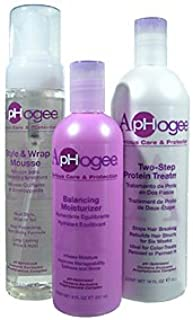 APHOGEE Hair Care Kit with FREE APHOGEE Style and Wrap Mousse 8.5oz/251ml