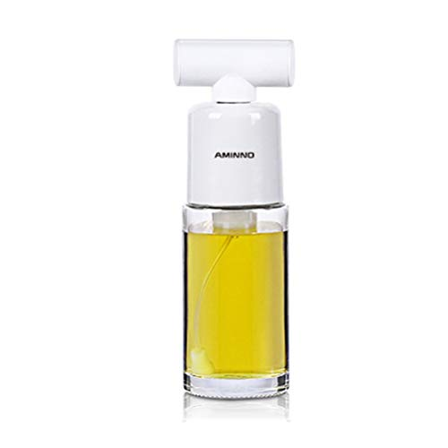 HEMOTON Ölsprühflasche Kochsprühflasche Essig-Sprühflasche Leeres Spritzgerät für Die Küchenzeile zu Hause