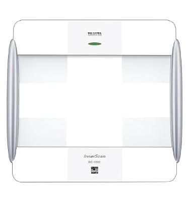 BC-1000plus White ANT+ Radio Wireless Body Composition Monitor