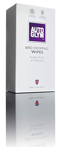 Autoglym - Toallitas para Limpiar excrementos de pájaros