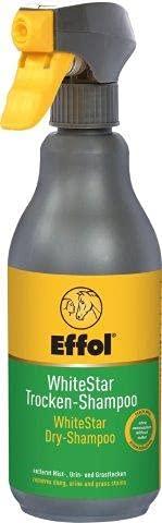 Effol WhiteStar - Champú seco para caballos (50 ml)