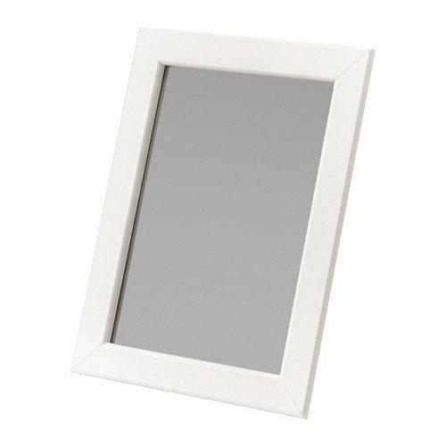 IKEA FISKBO Rahmen in weiß; (13x18cm)