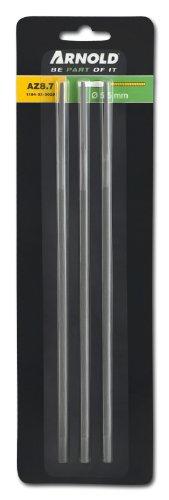 Arnold 1194-X1-0029 Limes Rondes, Noir, 5.5 mm