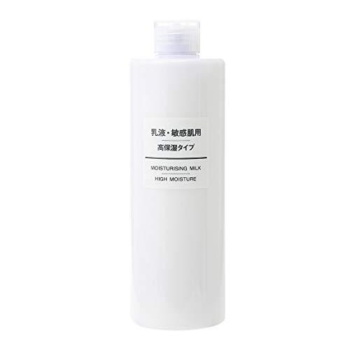 無印良品 乳液・敏感肌用・高保湿タイプ(大容量) 400ml 15258550