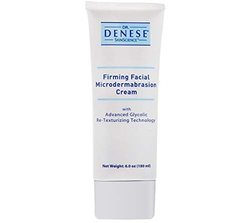 Dr. Denese SkinScience Firming Facial MicroDermabrasion Cream Refresh...